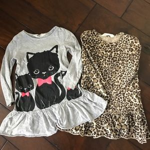 2 item H&M cotton dresses